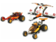 Set No: 4587  Name: Duel Racers