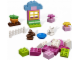 Set No: 4623  Name: DUPLO Pink Brick Box