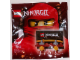 Set No: 4636204  Name: Ninjago Promotional Giveaway polybag