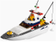 Set No: 4642  Name: Fishing Boat