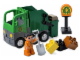 Set No: 4659  Name: Garbage Truck