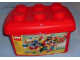 Set No: 4679a  Name: Bricks and Creations Tub (Bottom Tub and its contents only)