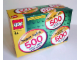 Set No: 4679b  Name: Super Value 500 LEGO Elements (Bonus box and its contents only)