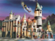 Set No: 4709  Name: Hogwarts Castle