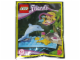 Set No: 471518  Name: Dolphin foil pack