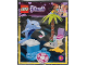 Set No: 471801  Name: Dolphin & Crab foil pack