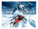 Set No: 4745  Name: Blue Eagle vs. Snow Crawler