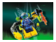 Set No: 4790  Name: Alpha Team Deep Sea Robot Diver