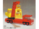 Set No: 490  Name: Mobile Crane