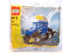 Set No: 4911  Name: Blue Truck polybag