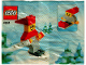 Set No: 4924  Name: Advent Calendar 2004, Creator (Day  9) - Skiing Elf