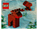 Set No: 4924  Name: Advent Calendar 2004, Creator (Day 15) - Reindeer