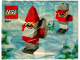 Set No: 4924  Name: Advent Calendar 2004, Creator (Day 21) - Santa