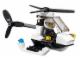 Set No: 4991  Name: Police Helicopter polybag