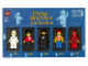 Set No: 5000438  Name: Vintage Minifigure Collection Vol. 2 - 2012 Edition