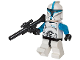 Set No: 5001709  Name: Clone Trooper Lieutenant polybag