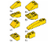 Set No: 5003172  Name: Specialty Yellow Brick Pack
