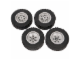 Set No: 5003224  Name: Medium Truck Tires and Rims