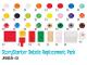 Set No: 5003228  Name: StoryStarter Details Replacement Pack (33 element version)