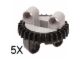 Set No: 5003240  Name: EV3 Small Turntables