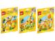 Set No: 5003803  Name: Mixels Yellow Collection