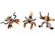 Set No: 5003811  Name: Mixels Orange Collection