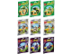 Set No: 5003812  Name: Mixels Series 3 Collection