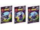 Set No: 5003818  Name: Mixels Purple Collection