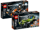 Set No: 5004193  Name: Technic Collection (42026, 42027)