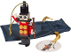 Set No: 5004420  Name: Toy Soldier Ornament polybag