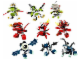 Set No: 5004549  Name: Mixels Series 4 Collection