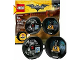 Set No: 5004929  Name: Batman Battle Pod polybag