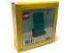 Set No: 5006291  Name: Buildable 2 x 4 Dark Turquoise Brick