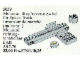 Set No: 5039  Name: Monorail Stop / Reverse Switch