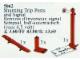 Set No: 5062  Name: Shunting Trip Posts and Signal