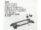 Set No: 5068  Name: Motor Frame and Coupling