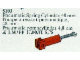 Set No: 5103  Name: Pneumatic Spring Cylinder, 48mm, Red