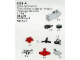 Set No: 5153  Name: Plane Accessories