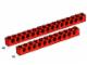 Set No: 5238  Name: Bricks with Holes, Red