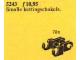 Set No: 5243  Name: Chain Links, Small