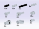 Set No: 5286  Name: Toggle Joints and Connectors