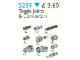 Set No: 5289  Name: Toggle Joints and Connectors