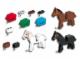 Set No: 5394  Name: Horses and Saddles
