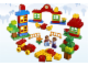 Set No: 5480  Name: Town Building