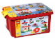 Set No: 5482  Name: Ultimate LEGO House Building Set (Red Tub)