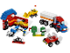 Set No: 5489  Name: Ultimate LEGO Vehicle Building Set