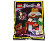 Set No: 561612  Name: Christmas Fireplace foil pack