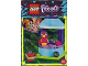 Set No: 561801  Name: Wishing Well with Andrea's Little Bird foil pack