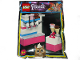 Set No: 561907  Name: Ice Cream Parlor foil pack