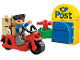 Set No: 5638  Name: Postman